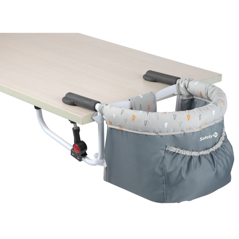 Cadeira Papa Smart Lunch para bebé Warm Grey
