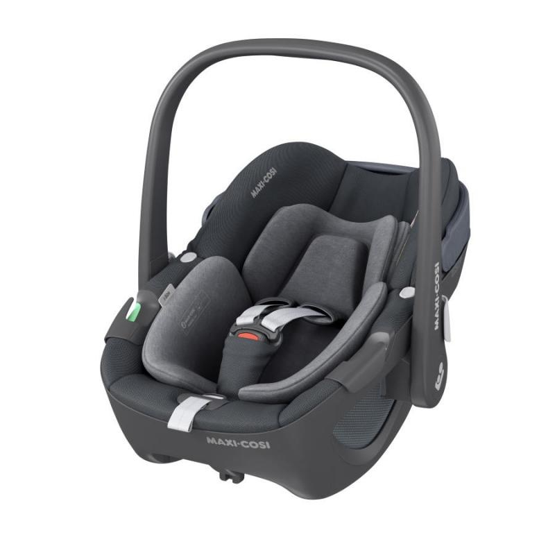 Cadeira auto Pebble 360º Essential Black da Maxi Cosi 2