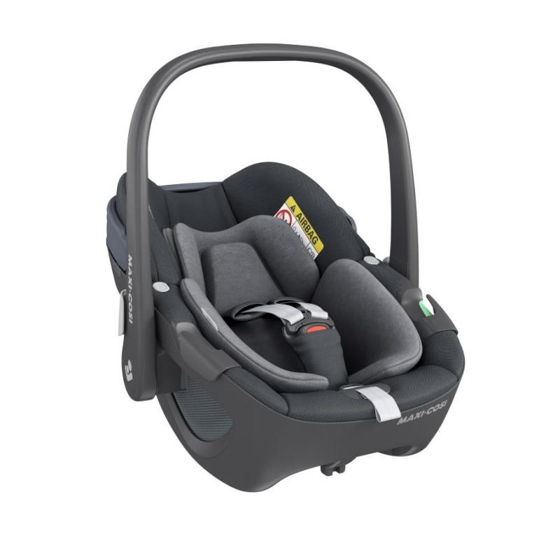 Cadeira auto Pebble 360º Essential Black da Maxi Cosi 3