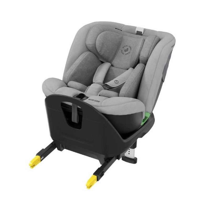 Cadeira Auto I-Size da Maxi Cosi Emerald Authentic Grey 1