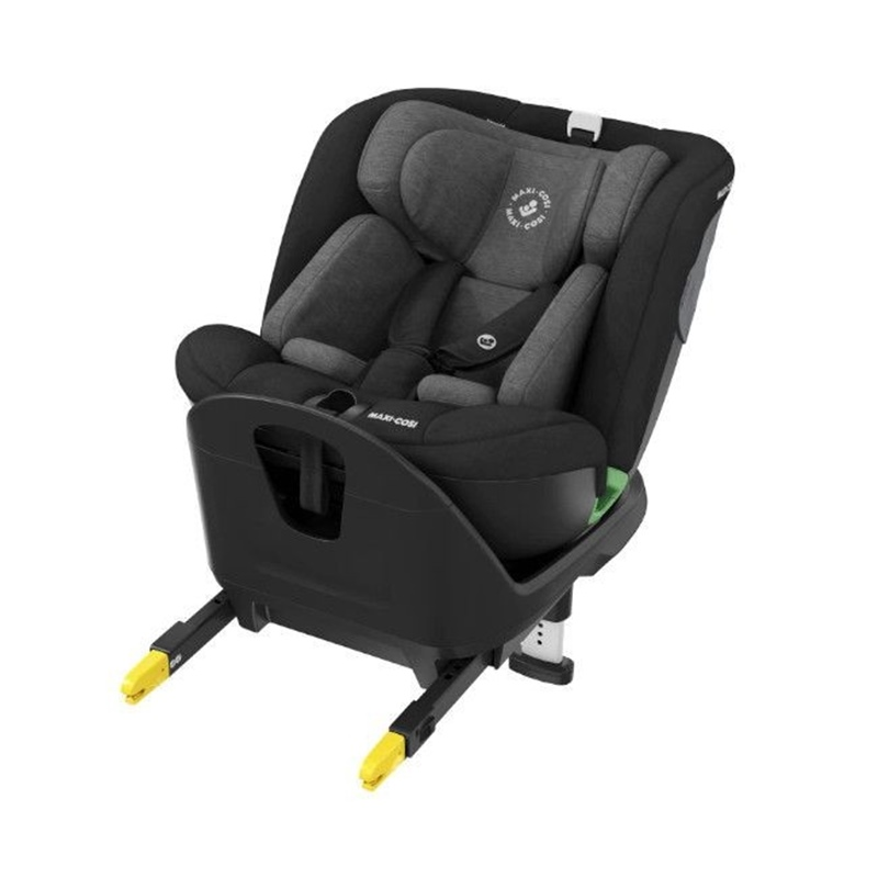 Cadeira Auto I-Size da Maxi Cosi Emerald Authentic Black